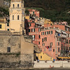 Santa Margherita church, in Vernazza harbour