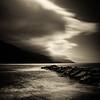 Storm clouds over Cinque Terre
