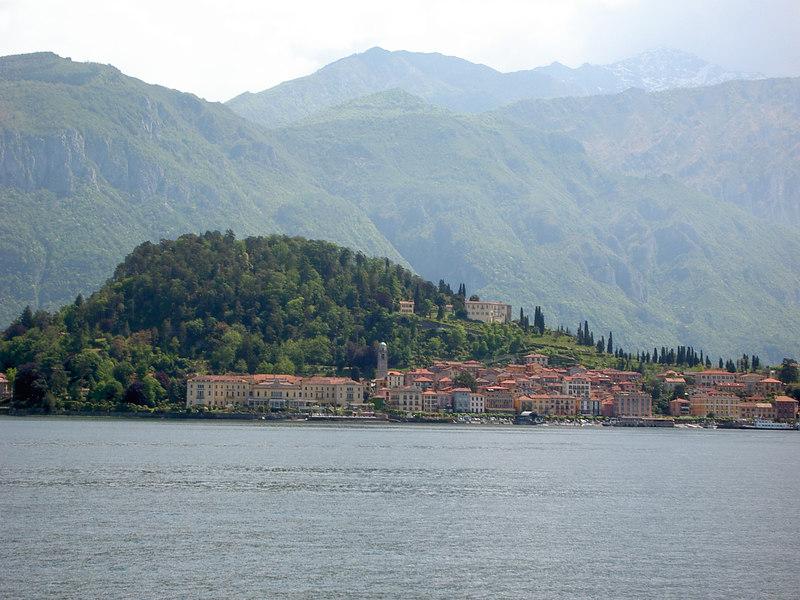 Bellagio, on Lake Como