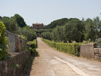 Fattoria Monte Giove, the estate of Count Raimondo Moncada di Paterno`