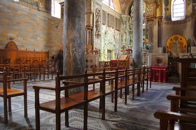 The Chiesa della Martorana, in Palermo