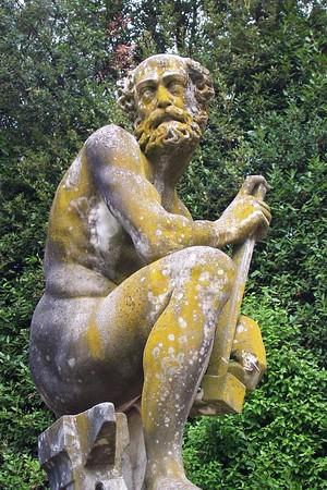 Florence, Pitti Palace & The Boboli Gardens