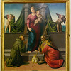 Virgin and Child with Saints Francis and Zenobius