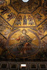 Last Judgement (detail of Jesus) by  Coppo di Marcovaldo