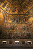 Last Judgement (detail of The Damned) by  Coppo di Marcovaldo
