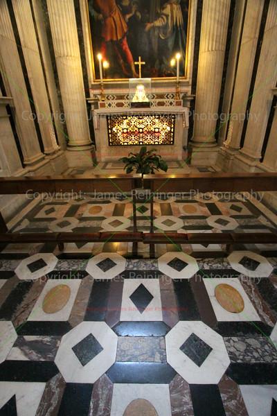 Calderini Chapel