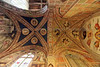 Ceiling of the Baroncelli Chapel