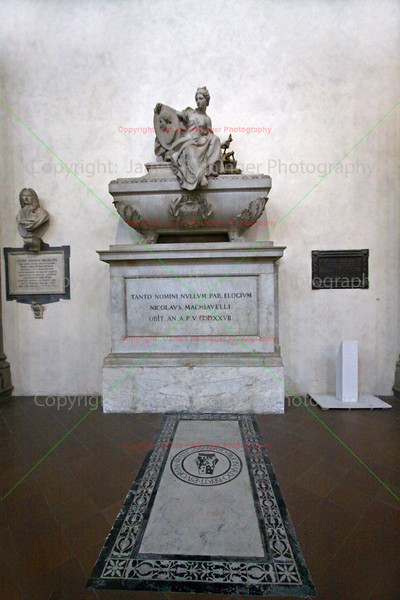 Machiavelli's Tomb