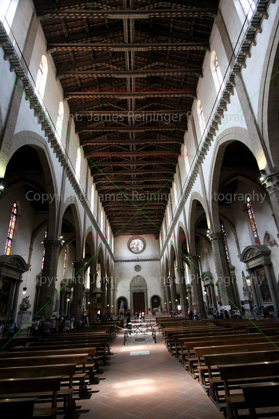 Nave (Looking towards the front doors)