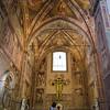 The Castellani chapel / Blessed Sacrament chapel