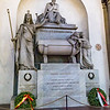 Cenotaph to Dante.