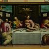 Giorgio Vasari's Last Supper; Hoc facite in meam commemorationem - Do this in remembrance