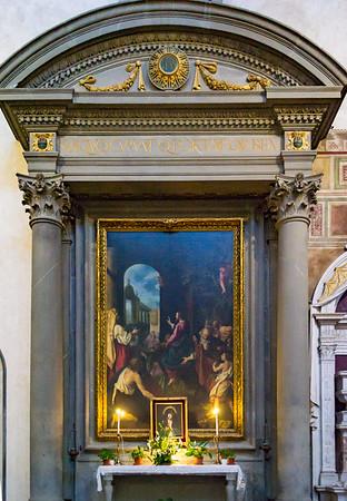 Christ Entrance into Jerusalem