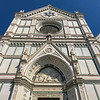Façade, Basilica of the Holy Cross