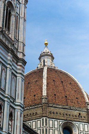 Dome, Cathedral of Saint Mary of the Flower (Duomo)