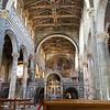 Interior of the Abbey of San Miniato al Monte