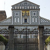 Gates of the Abbey of San Miniato al Monte