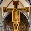 Masaccio's Trinità / The Holy Trinity with the Virgin and Saint John and donors
