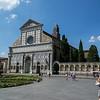 Façade of Santa Maria Novella