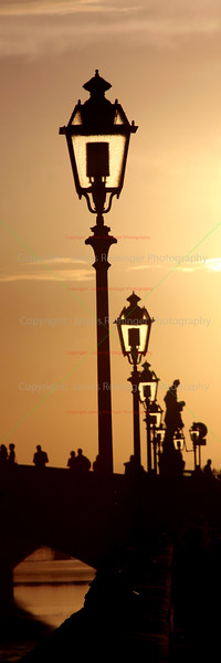 """Street Lights of Florence"" (Aunt Dolores' edit)"