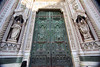 Main Portal of the Duomo by Augusto Passaglia