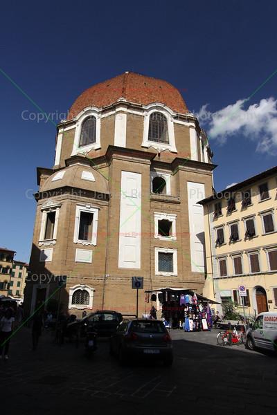 Basilica of St Lawrence / Basilica di San Lorenzo<br /> Florence, Italy