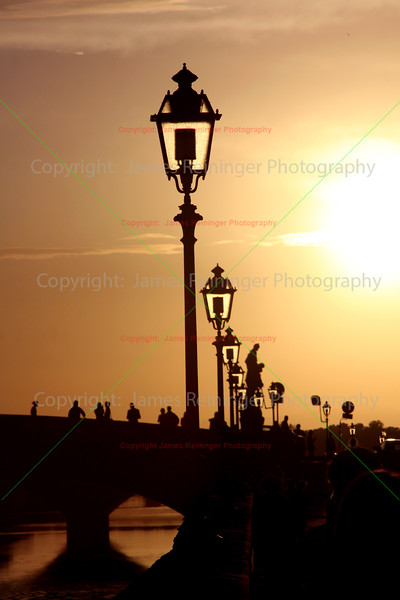 Street Lights of Florence