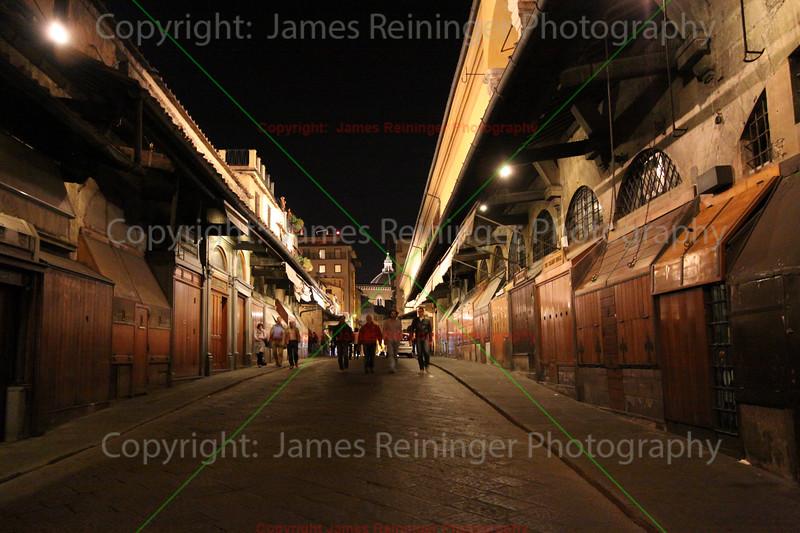 Ponte Vecchio after hours