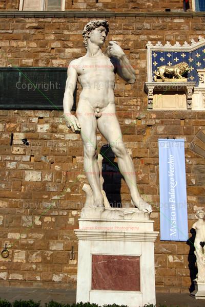 Copy of Michelangelo's David