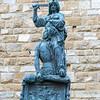 Judith & Holofernes (replica)