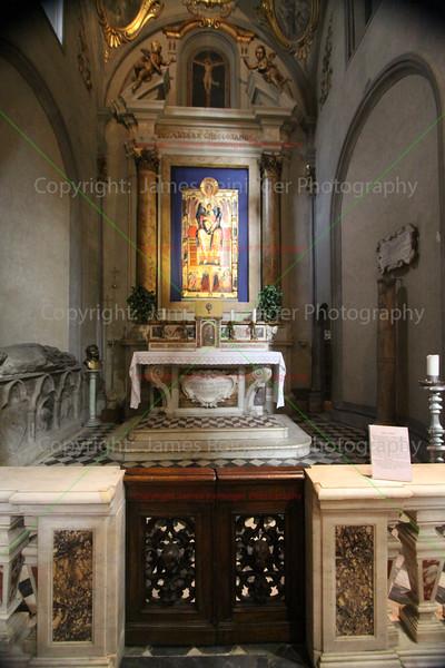 Madonna del Carmelo by Coppo di Marcovaldo