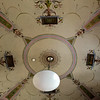 View of the ceiling on one of the guest rooms