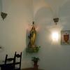 Statue of Mary; Lobby