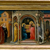 Adoration of the Magi (Predella right)