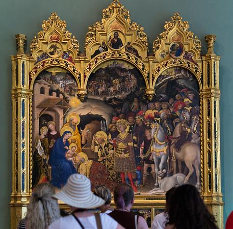 Adoration of the Magi