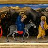 Adoration of the Magi ( Predella Center)