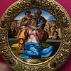 """Holy Family, known as the """"Doni Tondo"""""""