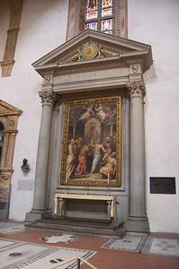 Santa Croche, Florence