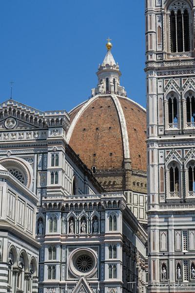 Florence Duomo detail
