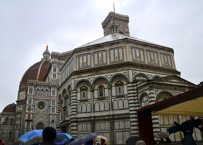 The Bell Tower in Florence