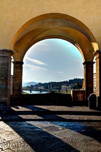 Florentine Arch