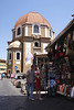 San Lorenzo Church and street market Florence