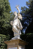 Statue in the Boboli Gardens Florence