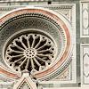 Florence Duomo facade portal detail