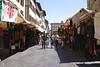Street market San Lorenzo Florence