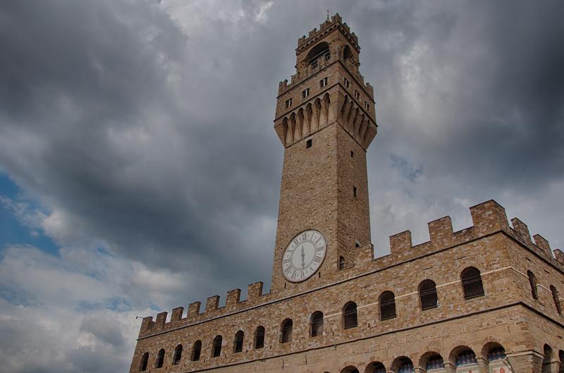 Pallazo Vecchio.