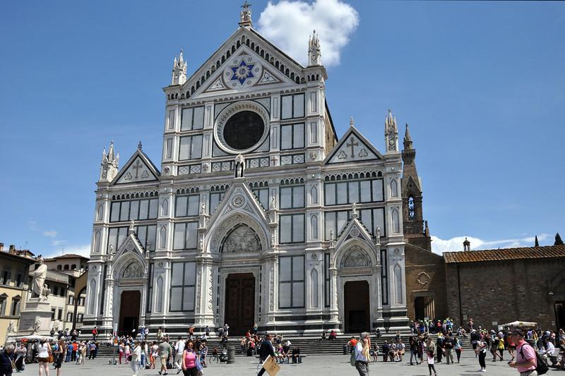 Basilica di Santa Croce.