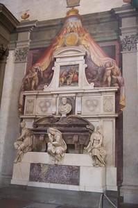 Michaelangelo's Tomb, Santa Croche, Florence