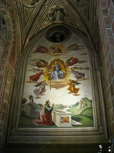 Santa Croce - Interior Details