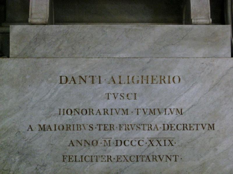 Memorial to Dante